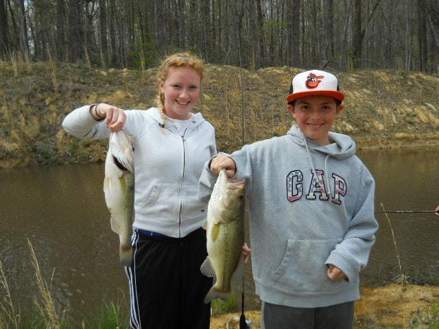 Fee Fishing & Hunting - MARYLAND SELECT HARDWOODS